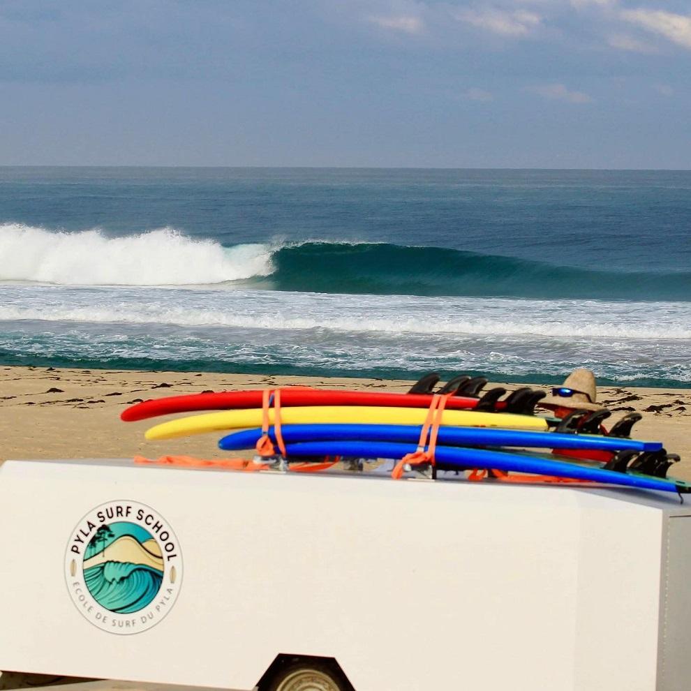 Ecole Surf Bassin d'Arcachon