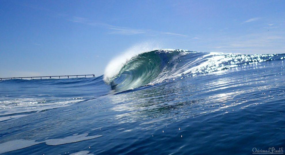Entrainement surf arcachon pyla surf school