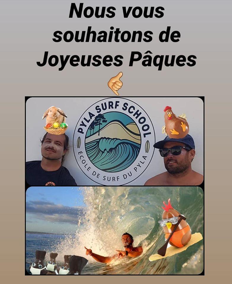Surf Pâques 2020