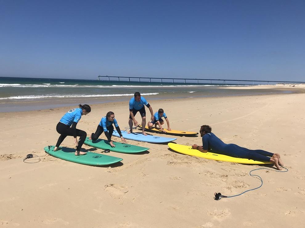 Surf Arcachon Pyla Buch