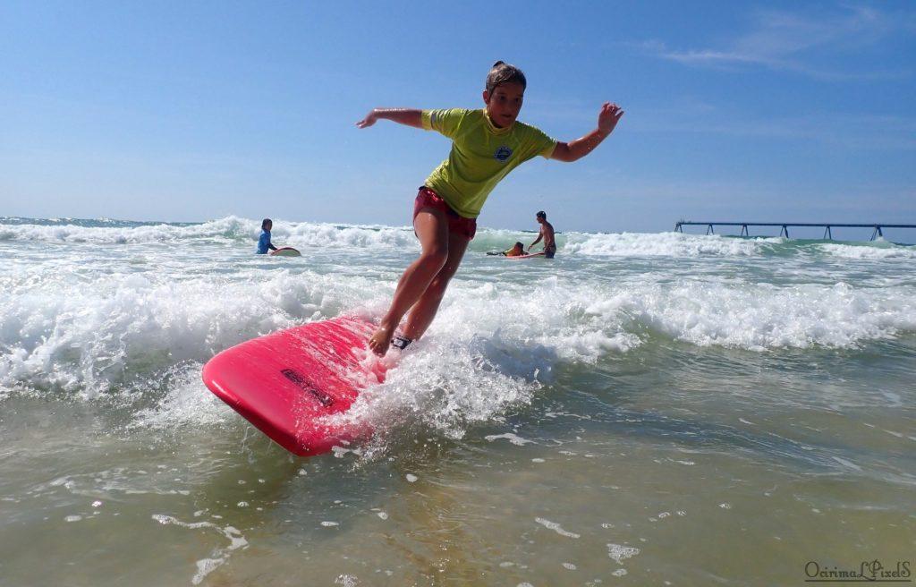 Cours Surf Buch Arcachon Pyla