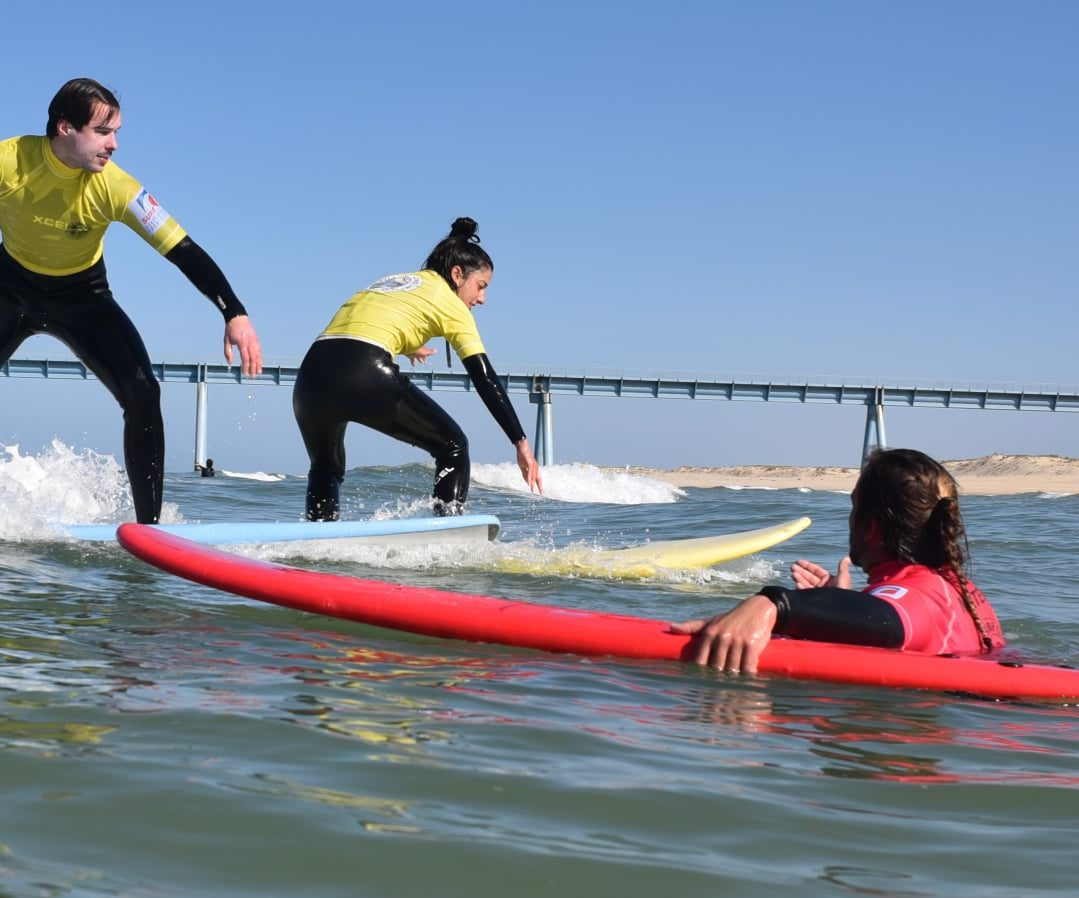 Surf Pyla Moulleau 2021 Coaching