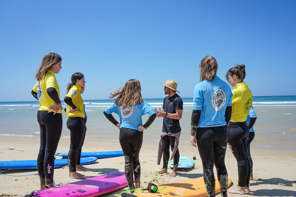 Ecole Surf Arcachon La Salie Sud
