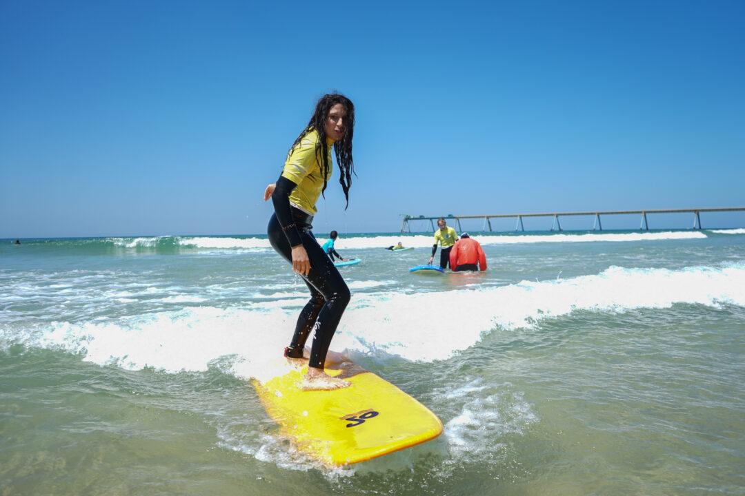 Pyla Surf School Ecole Surf Pyla Arcachon Moulleau Abatilles Pilat Dune Europe France Aquitaine Gironde Surf Arcachon