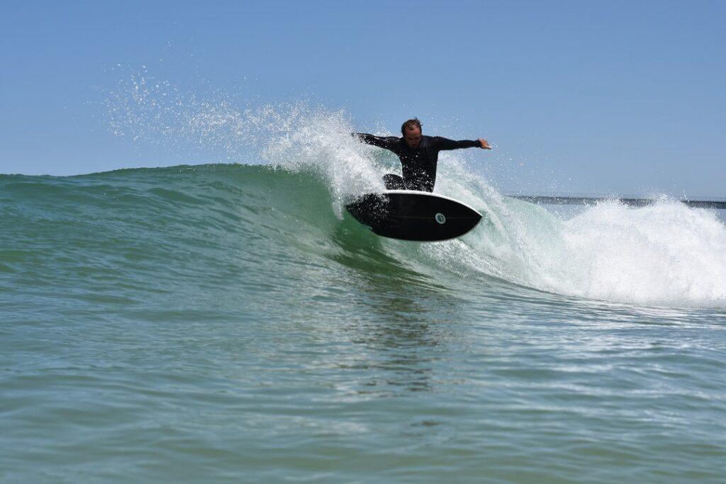 Pyla Surf School Protection Littoral Bassin d'Arcachon Plastic Fighters Bordeaux Gironde Surf