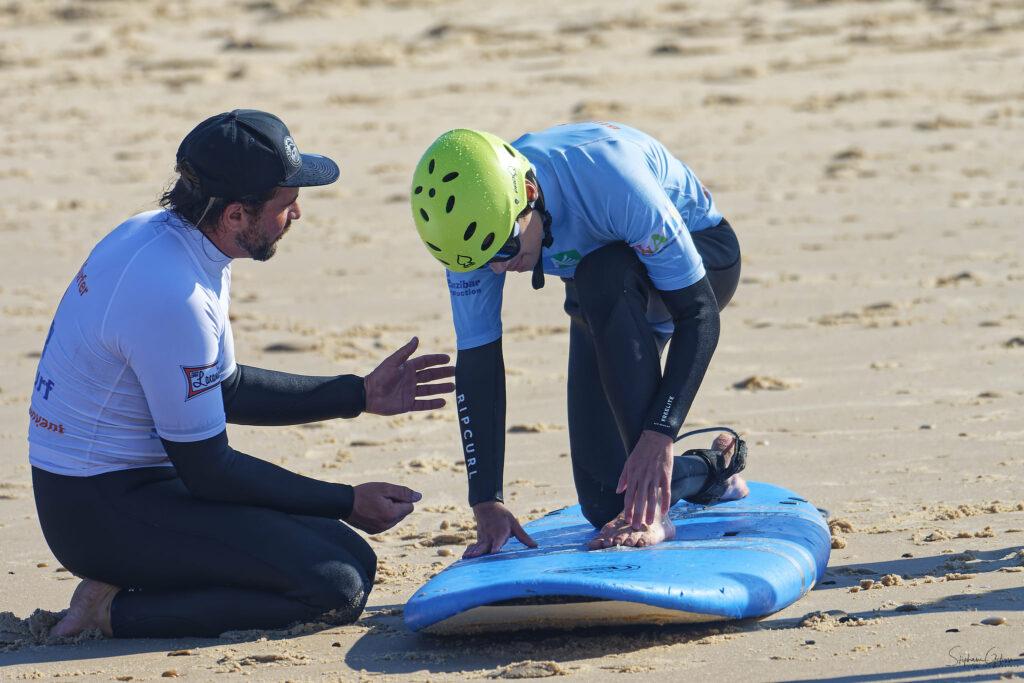 See Surf tout est possible Pyla Surf School Pyla Surf Club Ecoledesurf Arcachon Cours et Stages