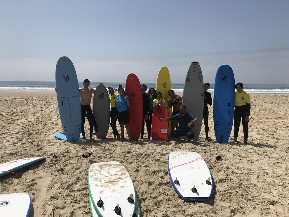 Pyla Surf School Activité nautique Arcachon Ecoledesurf-Arcachon Pyla Moulleau Bordeaux